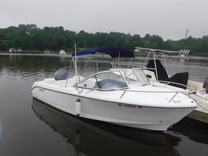 Used Edgewater 205 Express Cuddy Cabin Boat For Sale