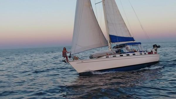 Used Morgan 44 Cruiser Sailboat For Sale