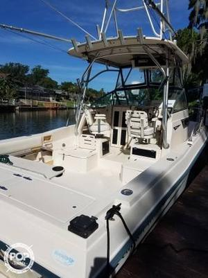 Used Grady-White 232G Gulfstream Walkaround Fishing Boat For Sale
