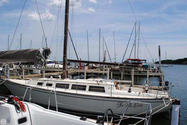 Used S2 Yachts 36 Sloop Sailboat For Sale