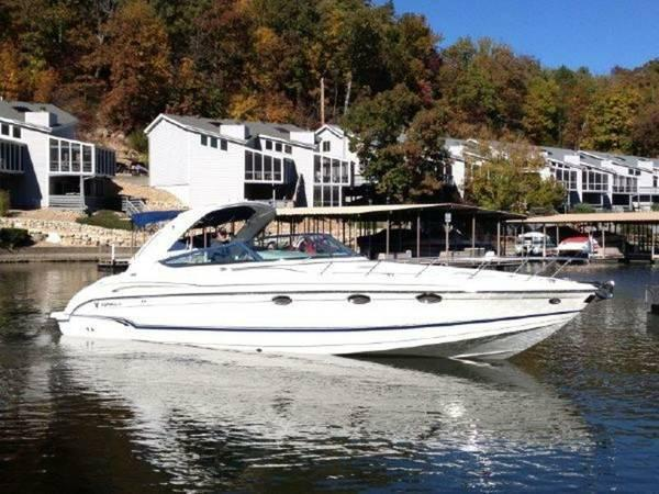 Used Formula 370 SS Fresh Water Only! Express Cruiser Boat For Sale