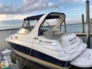 Used Larson Cabrio 290 Express Cruiser Boat For Sale