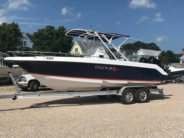 Used Donzi 23ZF Other Boat For Sale