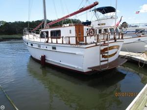 Used Island Trader 39 Motorsailer Sailboat For Sale