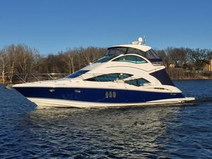 Used Cruisers Yachts 477 Sport Sedan Motor Yacht For Sale