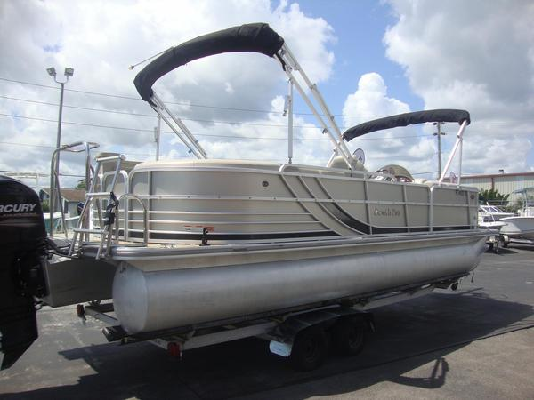 Used Berkshire SOUTH BAY Pontoon Boat For Sale