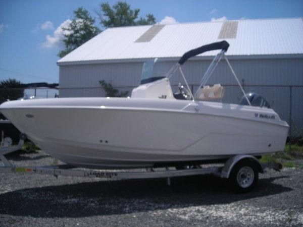 New Wellcraft 182 Fisherman Center Console Fishing Boat For Sale
