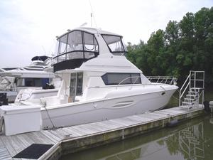 Used Silverton 42 Convertible42 Convertible Fishing Boat For Sale