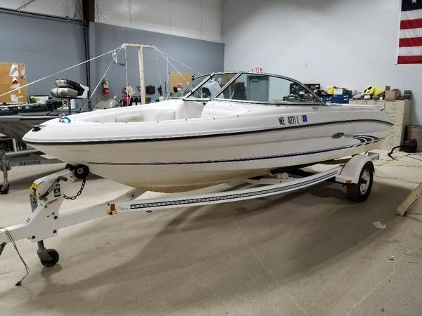 Used Sea Ray 17' Sport Bowrider Boat For Sale