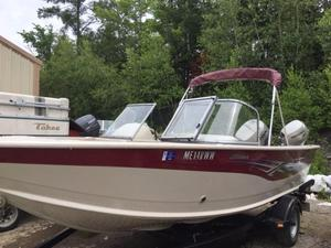 Used Smoker Craft 17' ULTIMA Dual Console Boat For Sale
