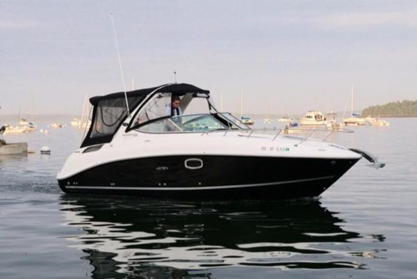 Used Sea Ray 26' Sundancer Cruiser Boat For Sale