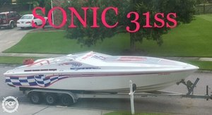 Used Sonic 31SS High Performance Boat For Sale
