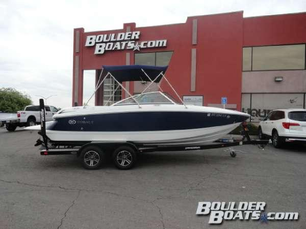 Used Cobalt Boats 210 Bowrider Boat For Sale