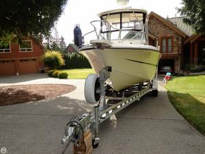 Used Hydra-Sports 2350 Walkaround Fishing Boat For Sale