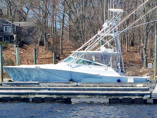 Used Viking Open Cruiser Boat For Sale