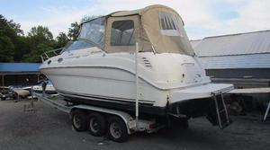 Used Sea Ray 210SD3401 SUNDECK Cuddy Cabin Boat For Sale
