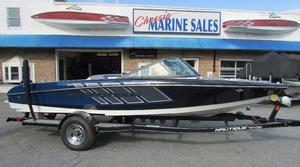 Used Nautique Ski 200 Open Bow Bowrider Boat For Sale