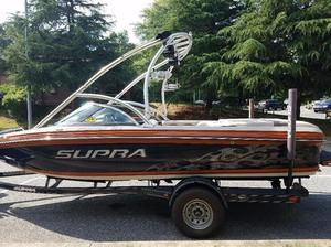 Used Supra 20V Ski and Wakeboard Boat For Sale