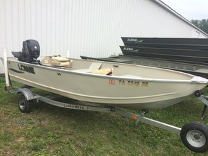 Used Lowe V1467T Sports Fishing Boat For Sale