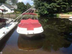 Used Caravelle 218 Deck Boat For Sale