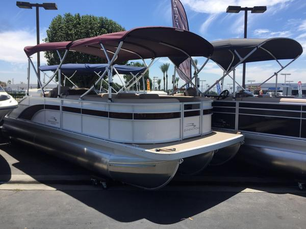 New Bennington 24 SSB Pontoon Boat For Sale