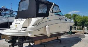 Used Sea Ray 280 Sundancer - Fresh Water Only! Express Cruiser Boat For Sale