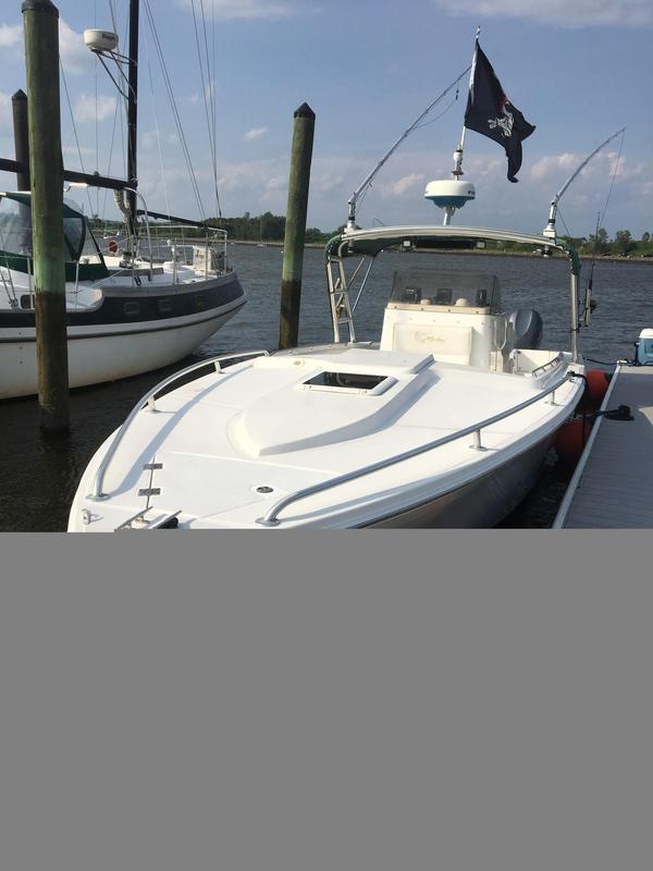 Used Jefferson Marlago 35 Center Console35 Center Console Center Console Fishing Boat For Sale