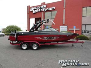 Used Malibu vRide Ski and Wakeboard Boat For Sale