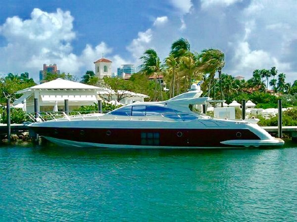 Used Azimut Express Cruiser Boat For Sale