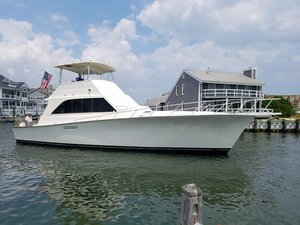 Used Ocean Yachts 50 Super Sport Sports Fishing Boat For Sale