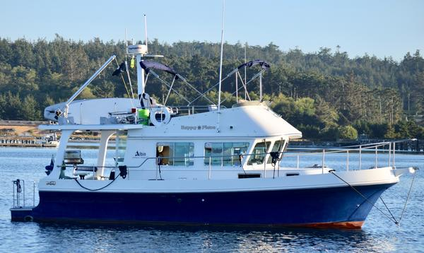 Used Albin Express Cruiser Boat For Sale