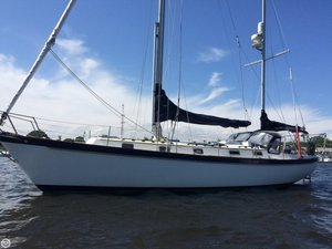 Used Pearson 424 Ketch Sailboat For Sale