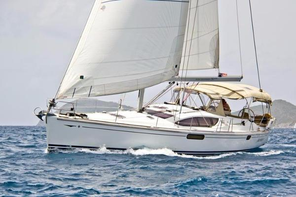 Used Jeanneau 50DS Deck Saloon Sailboat For Sale