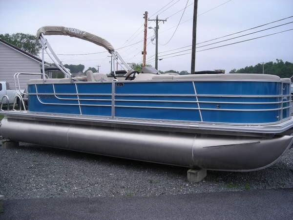 New Starcraft EX 23 E Pontoon Boat For Sale