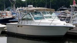 Used Tiara 2900 Coronet Cuddy Cabin Boat For Sale