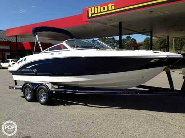 Used Chaparral 216 SSI WIDETECH Bowrider Boat For Sale