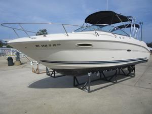 Used Sea Ray 225 Weekender Cuddy Cabin Boat For Sale