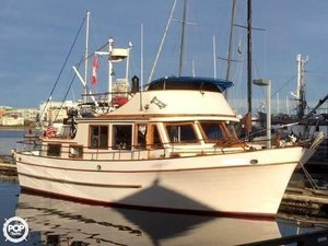 Used Defever 40 Passagemaker Trawler Boat For Sale