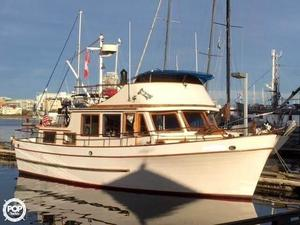 Used Defever 40 Passagemaker Trawler Boat For Sale