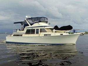 Used Tollycraft 48 Cockpit Motor Yacht Trawler Boat For Sale