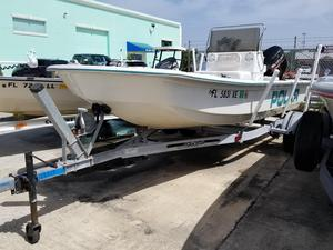 Used Polar Kraft 16 Freshwater Fishing Boat For Sale