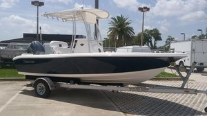 Used Tidewater Boats Center Console 196 CC Adventure Center Console Fishing Boat For Sale