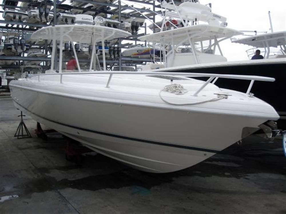 2008 used intrepid center console fishing boat for sale for Center console fishing boats for sale