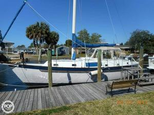 Used Irwin Yachts 37 Sloop Sailboat For Sale