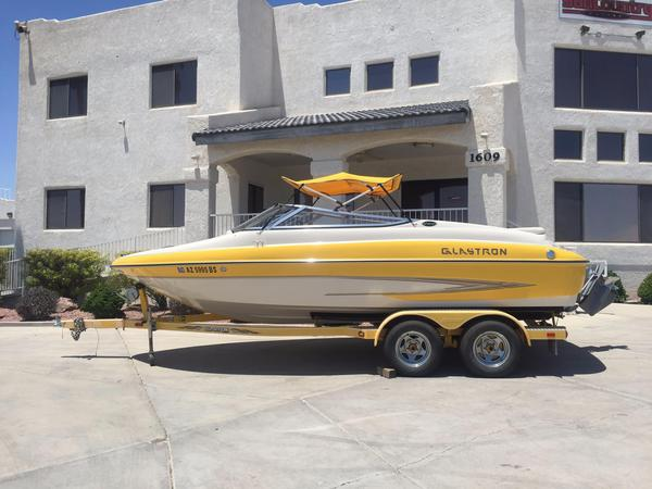 Used Glastron GX 205 Runabout Boat For Sale
