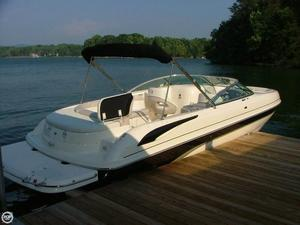 Used Bryant 270 Deck Boat For Sale