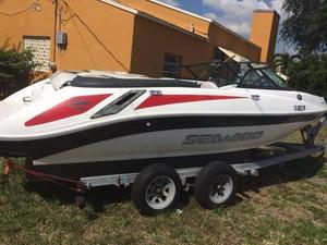 Used Sea-Doo Sport Boats Utopia 205 Runabout Boat For Sale