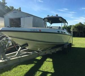 Used Checkmate Convincor 303 Sports Fishing Boat For Sale