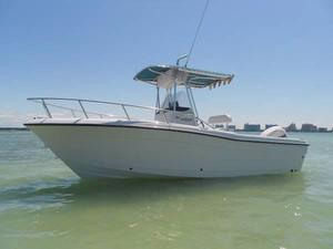 Used Stratos 2100 Center Console Center Console Fishing Boat For Sale