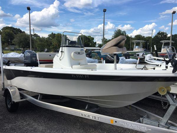 Used Nauticstar 1810 Nautic Bay Boat For Sale